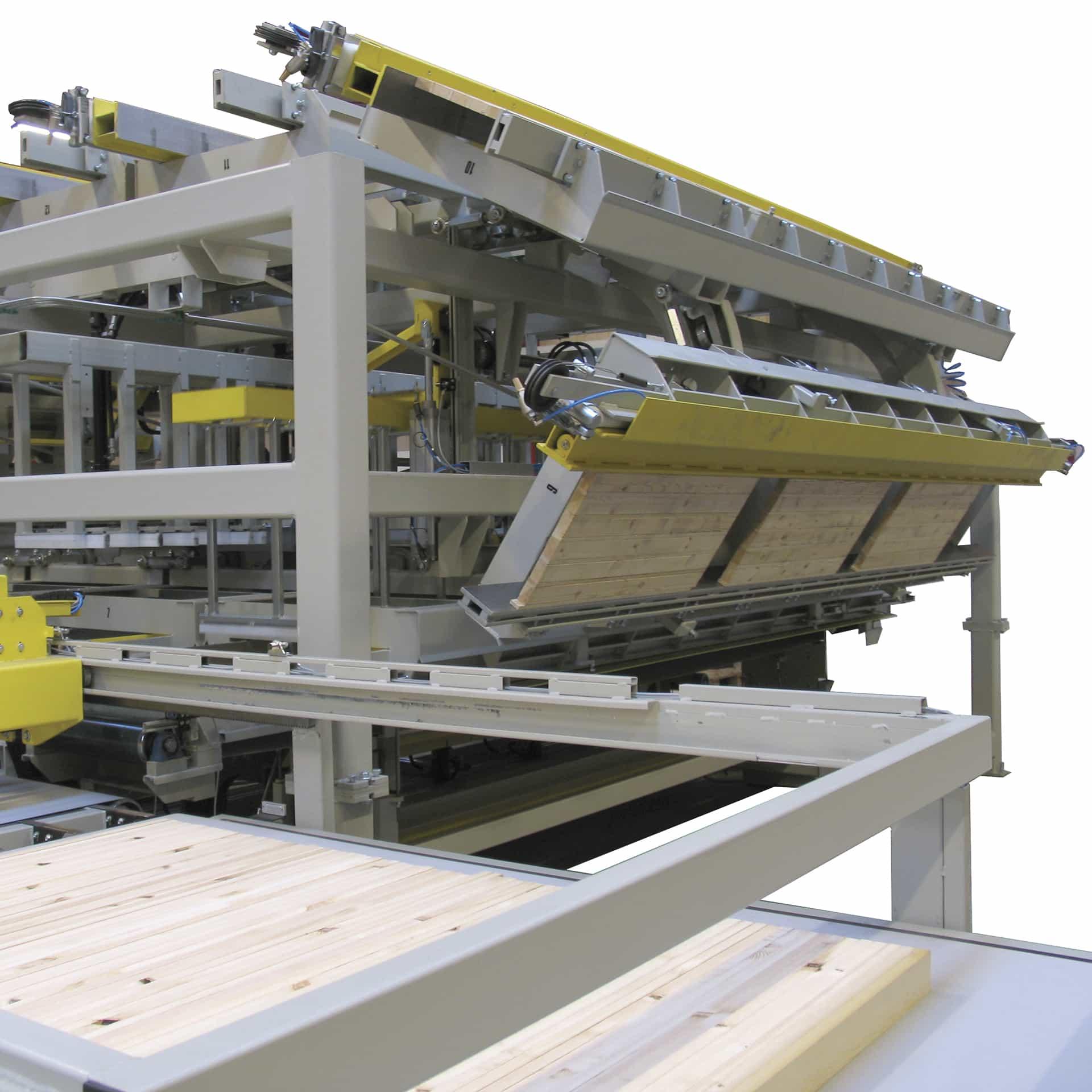 LKS press - Press line | Kallesoe Machinery
